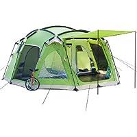 Skandika Copenhagen 8 - Tente de camping familiale groupe - 8 personnes - 520 x 470 cm
