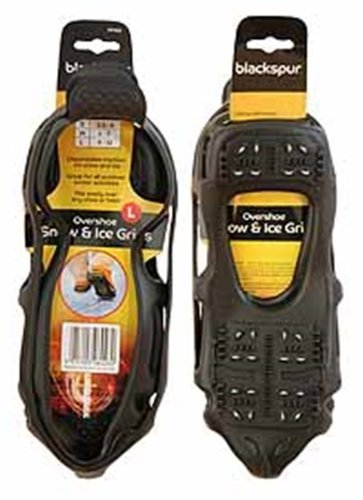 Blackspur Crampons anti-glisse Pointure 43/47