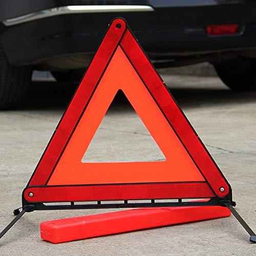 Segnale-Di-Pericolo-Di-Sicurezza-Auto-Treppiede-Riflettente-Esito-Negativo-Segnale-Di-Avvertimento-Di-Parcheggio-Sicuro