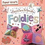 Paper Craft Foldies - Fashion Friends