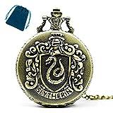 Harry Potter Reloj de bolsillo Slytherin Z3