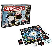 Monopoly Ultimate Banking Game by Monopoly