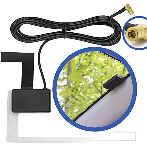 DAB + Scheiben Antenne Aktiv Radio Adapter Kompatibel Mit Kenwood Sony Pioneer Alpine-adapter