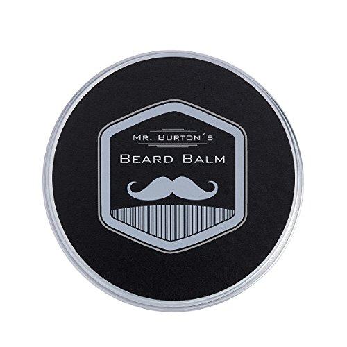 Mr. Burton´s Beard Balm, Bartbalsam für einen weichen Bart, mit Arganöl Abbildung 2