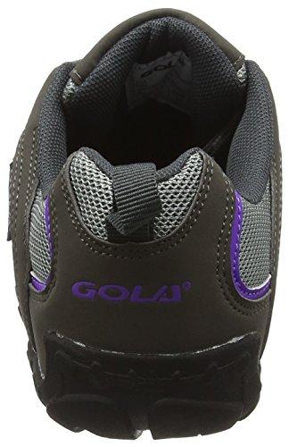 Gola Elias, Scarpe da Arrampicata Donna Grey (grey/purple/blacl)
