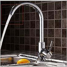 BBSLT Lavabo-lavabos grifo caliente y fría porcelana sanitaria Precio: 4mm de diámetro del asiento