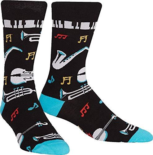 Sock It To Me Herren-Crew Socken - All That Jazz
