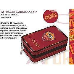 ASTUCCIO 3 ZIP AS ROMA