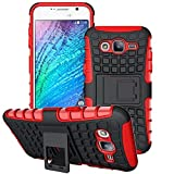 J5 Case, DRUnKQUEEn [Drop Protection] [Shock Absorption] Hybrid Dual Layer Armor Defender Protective Case Cover for Samsung Galaxy J5