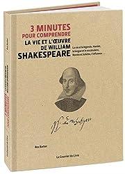 3 minutes pour comprendre la vie et l'oeuvre de William Shakespeare