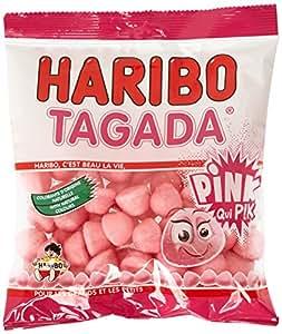 Haribo Tagada Pink 250 g