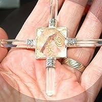 Heilung Kristalle Indien Schöne Leistungsstark DR Usui Reiki Symbols Point Pyramide Kristall Energie Generator... preisvergleich bei billige-tabletten.eu