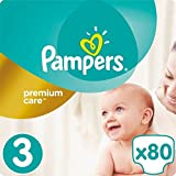 Pampers – Premium Care  Midi couches – 80