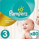 Pampers - Premium Care 3 Midi Windeln - 80 Stk