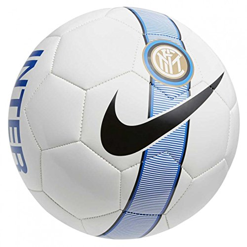 NIKE PALLONE INTER SUPPORTER 17/18 BIANCO