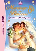 Mariage de Princesse 01 - Le mariage de Raiponce de Walt Disney