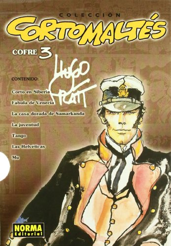 Descargar Libro COFRE CORTO MALTÉS 3 (HUGO PRATT) de Hugo Pratt