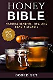 Honey Bible: Natural Benefits, Tips, and Beauty Secrets