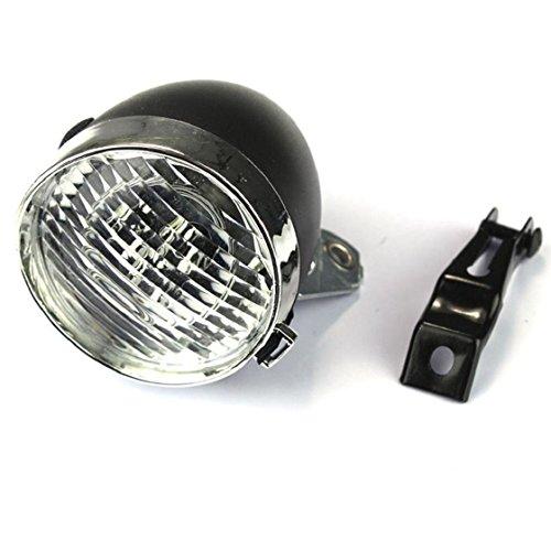 sannysisr-retro-bici-della-bicicletta-accessori-luce-frontale-staffa-vintage-3-led-headlight-nero