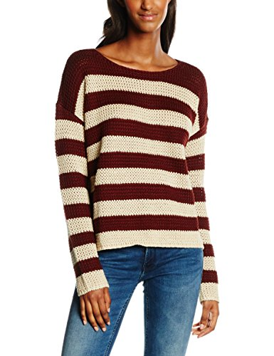 Marc O'Polo Damen Pullover 607505360271 Mehrfarbig (Combo G01), X-Large (Chunky Boot Knit)