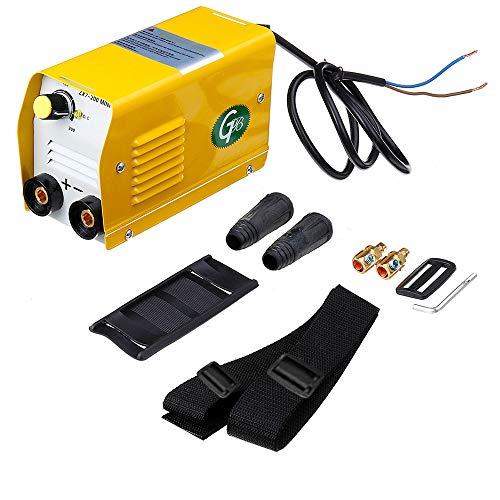 Fesjoy Tragbare Haushalts Mini Elektrische Schweißmaschine IGBT DC Inverter ARC MMA Stick Schweißer ZX7-200 220 V