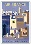 Pacifica Island Art Maroc (Marokko) Algerie (Algerien)