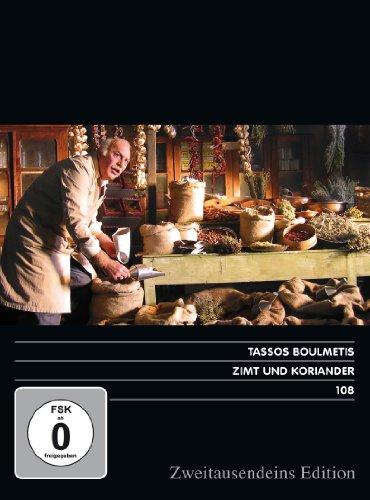 Zimt und Koriander. Zweitausendeins Edition Film 108 (Zimt Koriander)