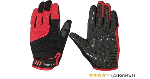 XL Polaris Kids cylcle Gloves TRACKER 2.0 Cyan