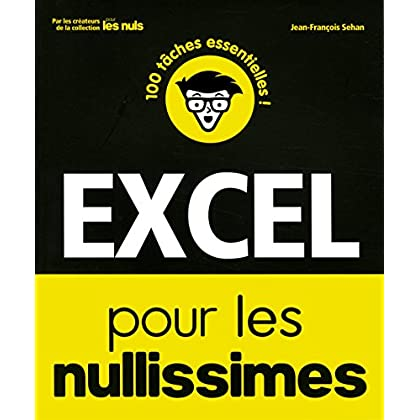 Excel pour les Nullissimes