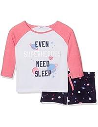 New Look Superheroes Fleece Shirt, Top De Pijama para Niños