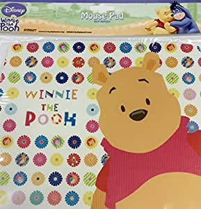 Disney DSY-MP006 Winnie The Pooh Mouse Mat