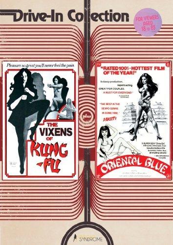 Preisvergleich Produktbild Vixens Of Kung Fu + Oriental Blue by C.J. Laing