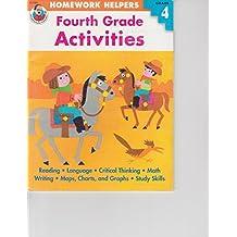 Fourth Grade Activities by Linda Hartley (2000-08-24)