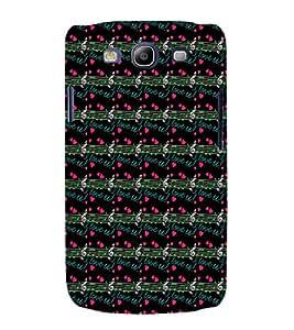 EPICCASE love music Mobile Back Case Cover For Samsung Galaxy S3 (Designer Case)