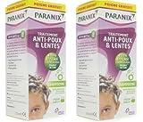 Paranix shampoo anti pidocchi-Set di 2+ 2Pettini