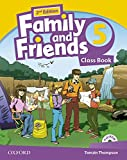 Family & Friends 5: Class Book Pack 2ª Edición (Family & Friends Second Edition) - 9780194811583