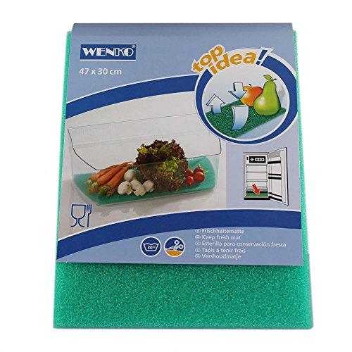 ORIGINAL Antischimmelmatte Gemüsefach frisch Matte Kühlschrank 2751010100 Wenko