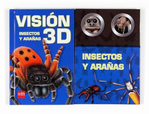 Insectos y arañas (Vision 3D) por Gaby Goldsack