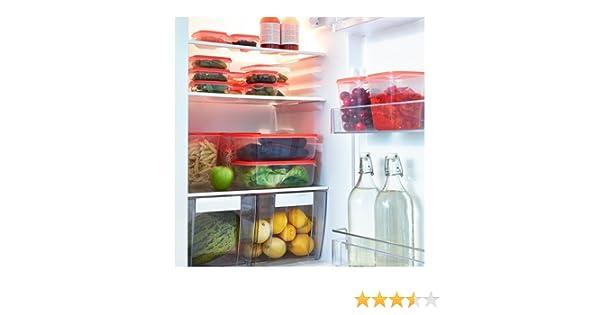 Ikea pruta frischhaltedosen 17 teilig�?�orange