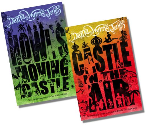 Howl's Moving Castle Collection - 2 Books RRP £13.98 (Howl's Moving Castle; Castle in the Air)