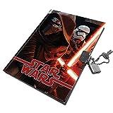 Star Wars - Episodio VII Diario con candado - sinopsis y Precio
