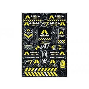 Planche de stickers blackbird arma energy - Blackbird 78101925