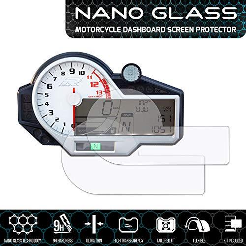 Speedo Angels Nano Glass Protecteur d'écran pour S 1000 RR (2015+) x 2