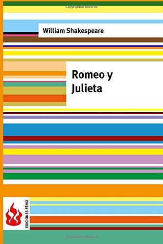Romeo y Julieta: (low cost). Edición limitada (Ediciones Fénix)