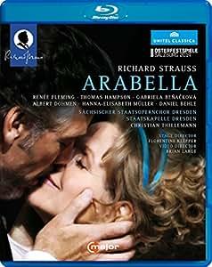 Strauss: Arabella [Fleming, Hampson, Dohmen, Christian Thielemann] [Blu-ray] [2014] [Region A & B]