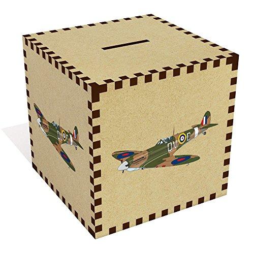 Grande 'Avión Spitfire' Caja Dinero / Hucha MB00064048