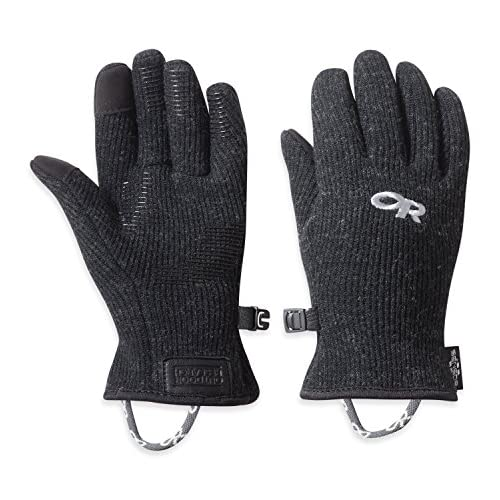 Outdoor Research Women's Flurry Sensor Gloves – Wicking, Breathable, Lightweight and Touchscreen...