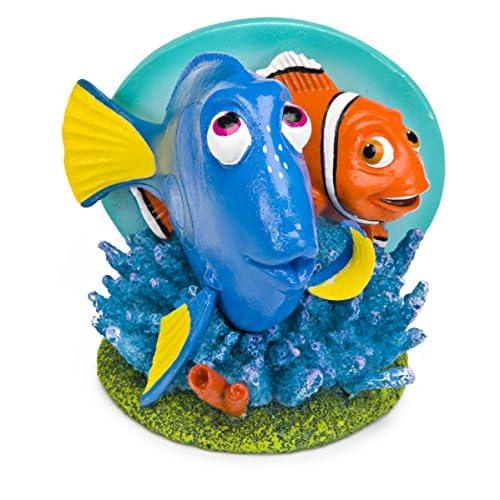 "Penn-Plax Buscando a Nemo Dory y Marlin 4"" 5"