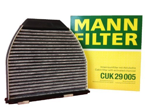 Preisvergleich Produktbild Mann Filter (CUK 29 005) Carbon Activated Cabin Air Filter by Mann Filter