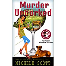 Murder Uncorked (A Wine Lover's Mystery Book 1) (English Edition)